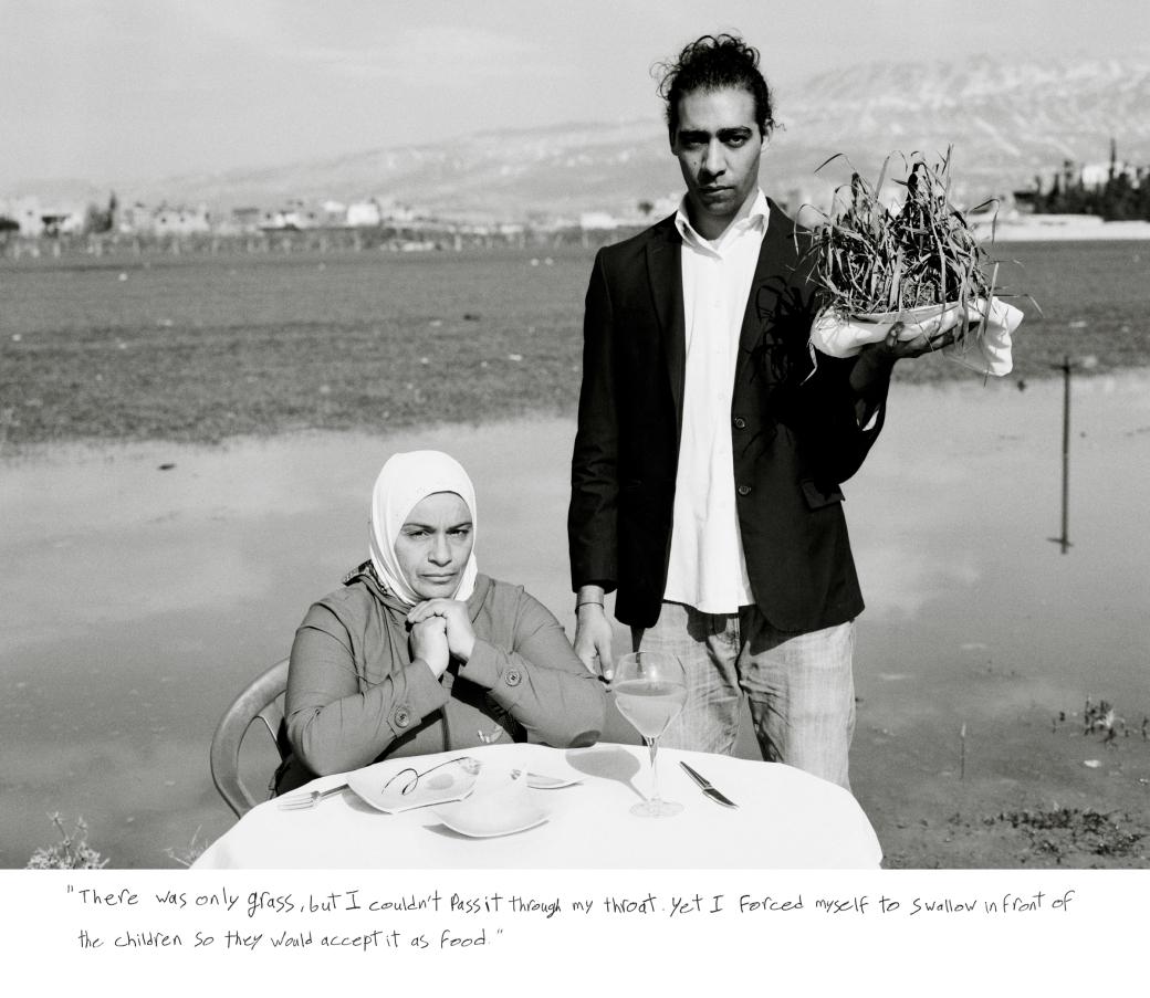 Omar Imam, Live, Love, Refugee