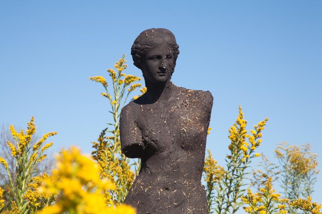 Sculpture--->Garden (Venus XI)