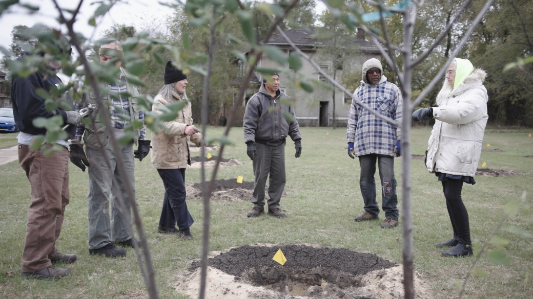 Lab Orchard Discussion Gary